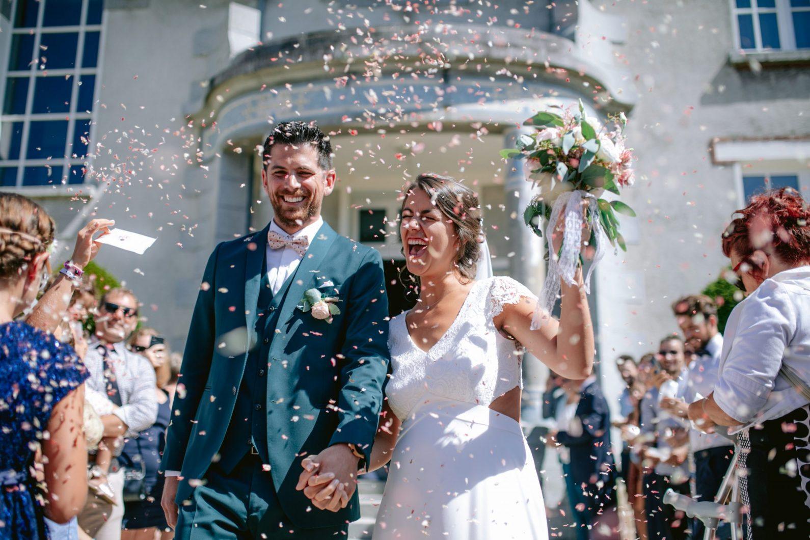 Photographe mariage fun Rennes Angers Nantes